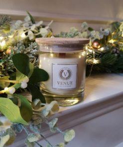 Aromatyczna, świeca sojowa VENUE